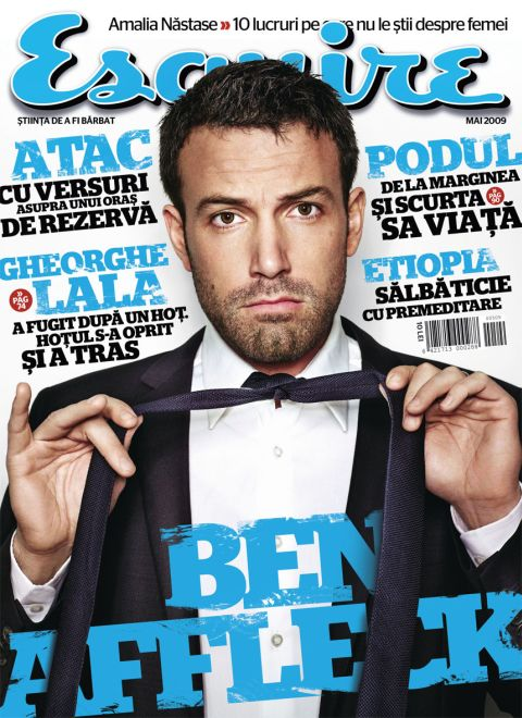 Esquire Romania Mai 2009